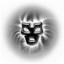 Un masque de Zoraï corrompu par la Goo.