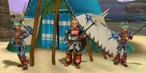 Ba'Nakry Codgan, chef de tribu