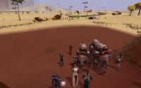 The Fyros troops in Savage Dunes get yubombed.