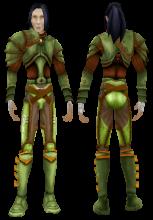 Armure Ranger