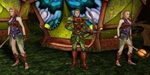 Tinaera Rosirello, Tribe Chief of the Hamazans of the Dead Seed