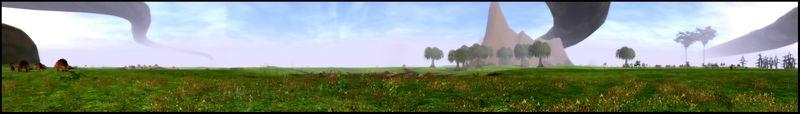 Panorama between the Stainmoor and Desertstock