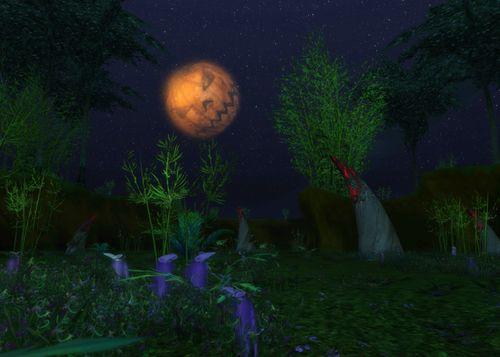 Anlor Winn's moon